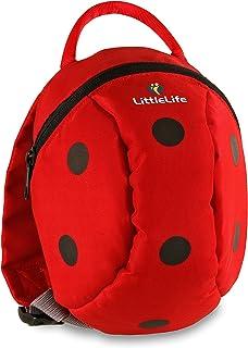 Toddler Daysack Ladybird, kids rucksack with detachable reins!