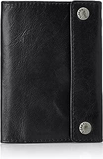 Fossil End of Season Style Black Passport Wallet (ML8231001)