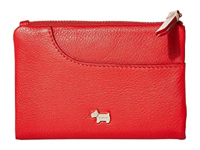 Radley London London Pockets Medium Bifold Purse (Ladybug) Wallet Handbags