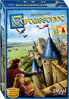 Z-Man Games ZM7810 Carcassonne Board Game