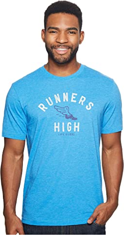 Runners High Cool Tee