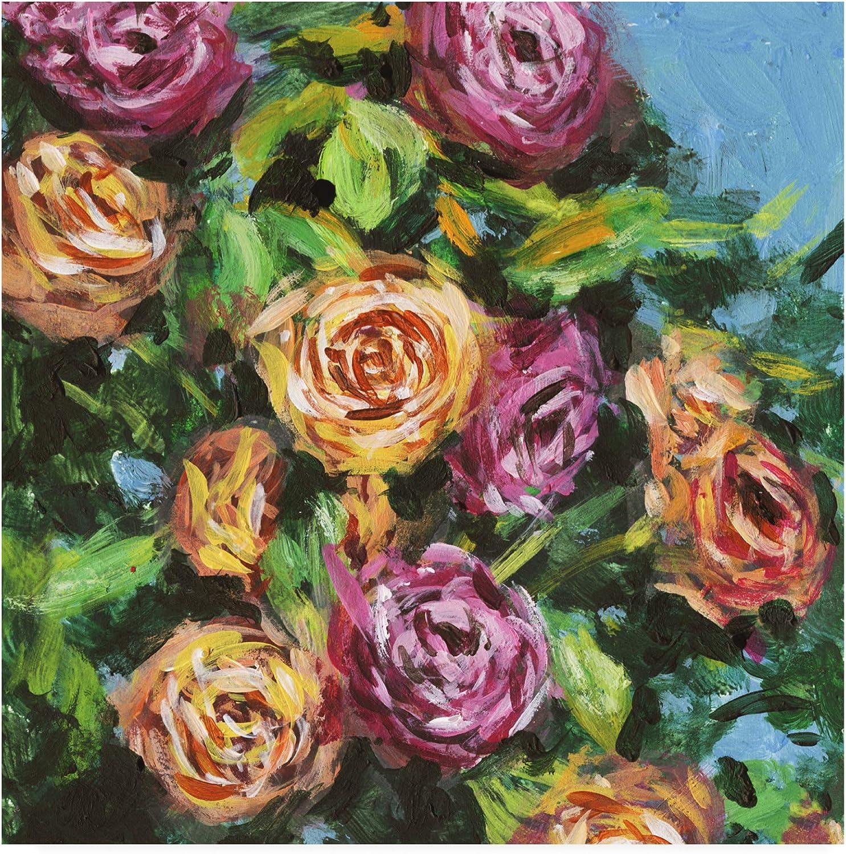 Trademark Fine Art pinks in Sunlight I by Melissa Wang, 14x14