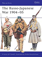 The Russo-Japanese War 1904–05 (Men-at-Arms)