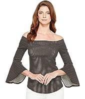 Karen Kane - Bell Sleeve Top