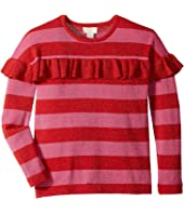 Kate Spade New York Kids - Metallic Knit Sweater (Little Kids/Big Kids)