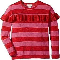Metallic Knit Sweater (Little Kids/Big Kids)