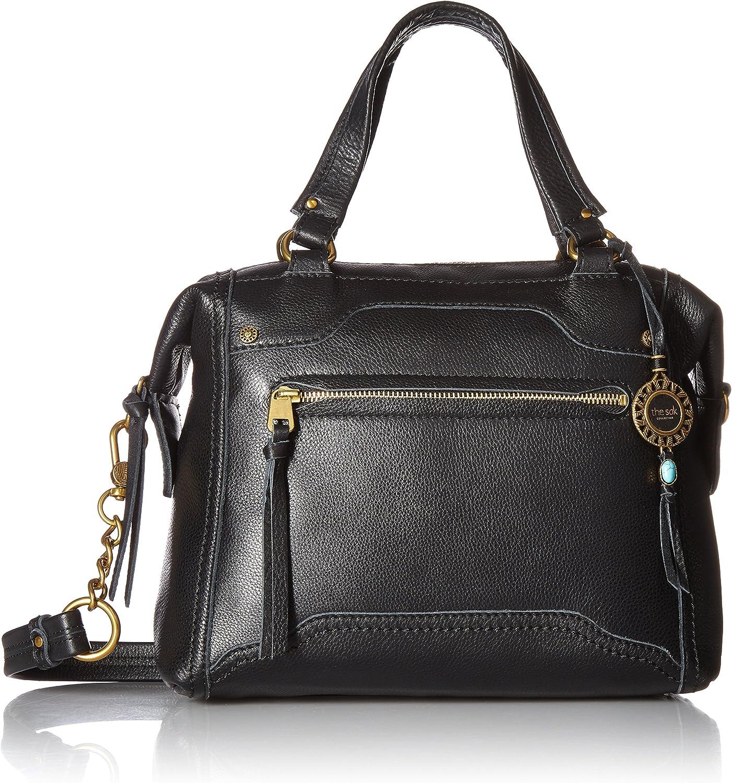 The Sak Collective Tahoe Satchel Bag, Black