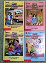 The Baby Sitters Club-Boxed Set: 13-Goodby Stacey, 14. Hello Mallory, 15. Little Miss Stoneybrook, 16. Jessi's Secret Lang...