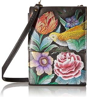 Best Women's Genuine Leather Mini Sling Organizer Bag   Cross Body/ Clutch/ Shoulder Bag   Chic & Stylish Organizer Review