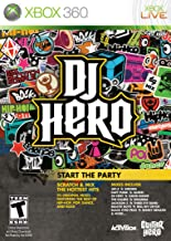 DJ Hero Stand Alone Software -Xbox 360