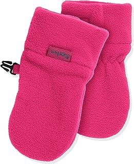 Playshoes Fleece-Baby-fäustlinge Capo d'Abbigliamento Unisex-Bambini