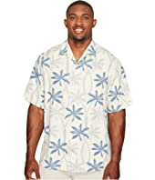 Tommy Bahama Big & Tall - Big & Tall Palmas Palooza Camp Shirt