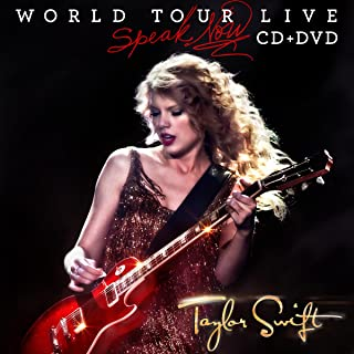 Speak Now World Tour Live (CD/DVD)