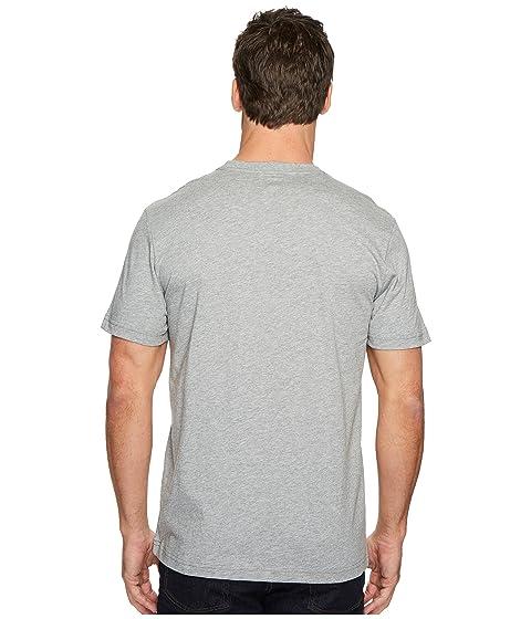 Big Discount Psycho Bunny Crew Neck T-Shirt Heather Grey For Sale yX2PIEz6J