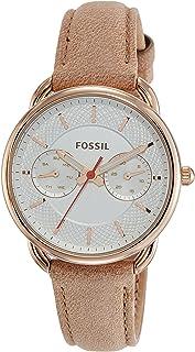 Fossil Women's ES4007 Tailor Analog Quartz Silver Watch