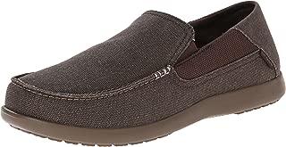 Crocs Mens Santa Cruz 2 Luxe Shoe Charcoal/Light Grey EU39.5