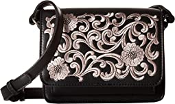 American West - Shawnee Crossbody Flap Bag