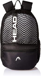 HEAD 20.25 Ltrs Black School Backpack (HD/ACE01BP)