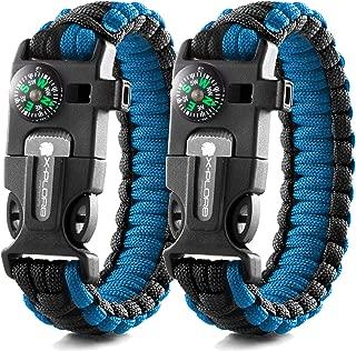 Best zombie paracord bracelet Reviews