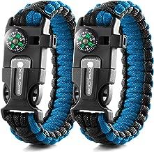 Best standard paracord bracelet sizes Reviews
