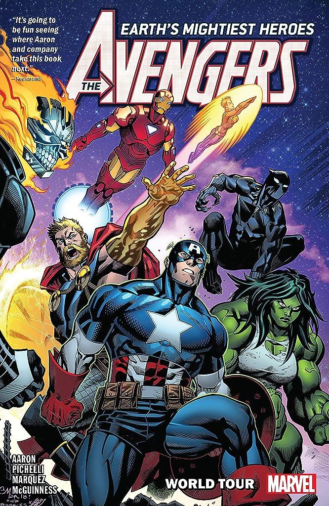 お互い工夫するバレルAvengers by Jason Aaron Vol. 2: World Tour (Avengers (2018-)) (English Edition)