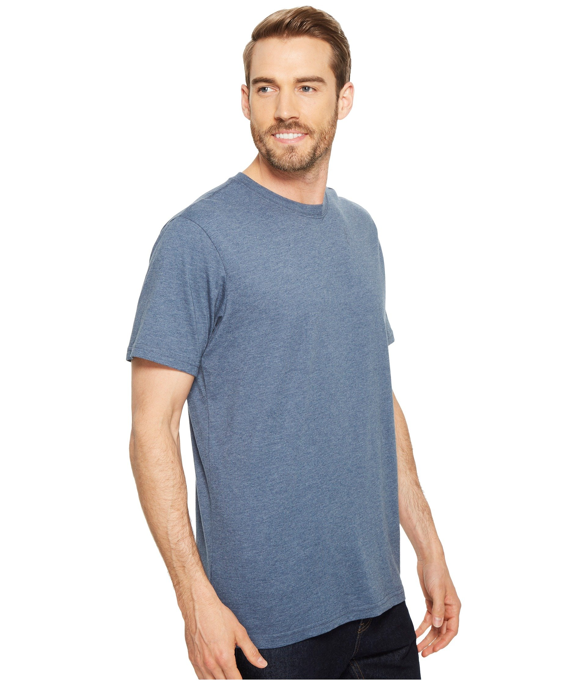 Denim Tee Crew Prana® Prana Heather qnxwP4OA6Z