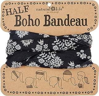 Natural Life Women's Half Boho Bandeau