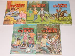UNCLE ARTHUR'S BEDTIME STORIES 5 Volume Complete Set
