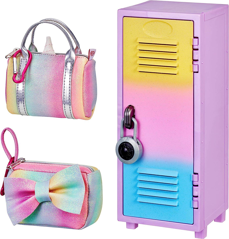Real Littles Locker + Handbag Bundle Pack - 3 Main items