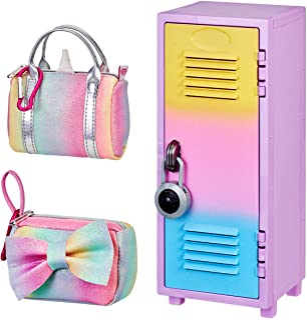 Real Littles Locker + Handbag Bundle Pack! Each Pack Contains an Exclusive Locker, Duffle Bag + 15 Surprises Plus an Exclu...