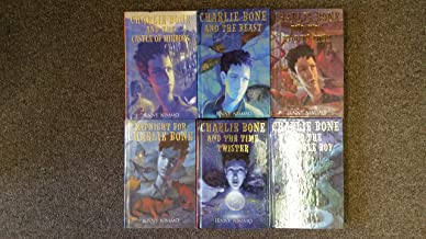 6 Books: Charlie Bone & The Children of the Red King Series - Midnight for Charlie Bone, The Time Twister, The Blue Boa, T...