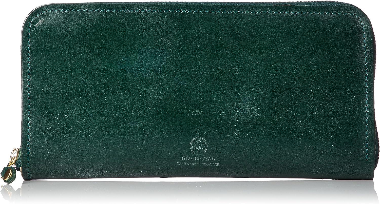 GLENROYAL ラウンドジップ長財布 の外装