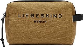 Liebeskind Berlin Gray Cosmetic Pouch Kosmetiktasche