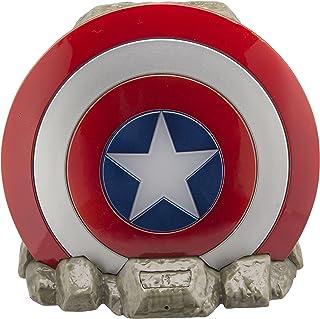 iHome Kiddesigns Bluetooth Shield Speaker Marvel Captain America