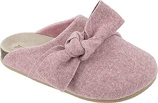 Capezio Women's Slipper, Scuff Clog Slip on with Memory Foam, Women's Size 6 to 11