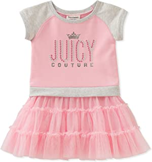 Amazon Com Juicy Couture Clothing Girls Clothing Shoes Jewelry