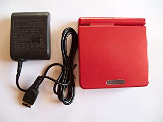 Nintendo Game Boy Advance SP AGS-101 - Flame Red