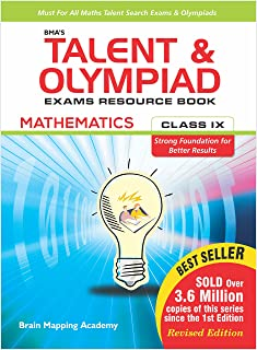 Talent & Olympiad Exams Resource Book-Class-9-Math