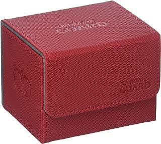 Ultimate Guard Sidewinder 100 Plus, Standard Size, XenoSkin, Red