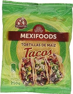 comprar comparacion Mexifoods Tortillas de Maíz para Tacos - 250 gr