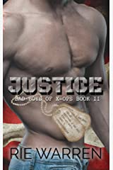 Justice (Bad Boys of X-Ops Book 2) Kindle Edition