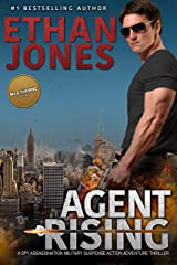 Agent Rising - A Max Thorne Spy Thriller: Assassination Military Suspense Action Adventure Thriller - Book 1 Kindle Edition