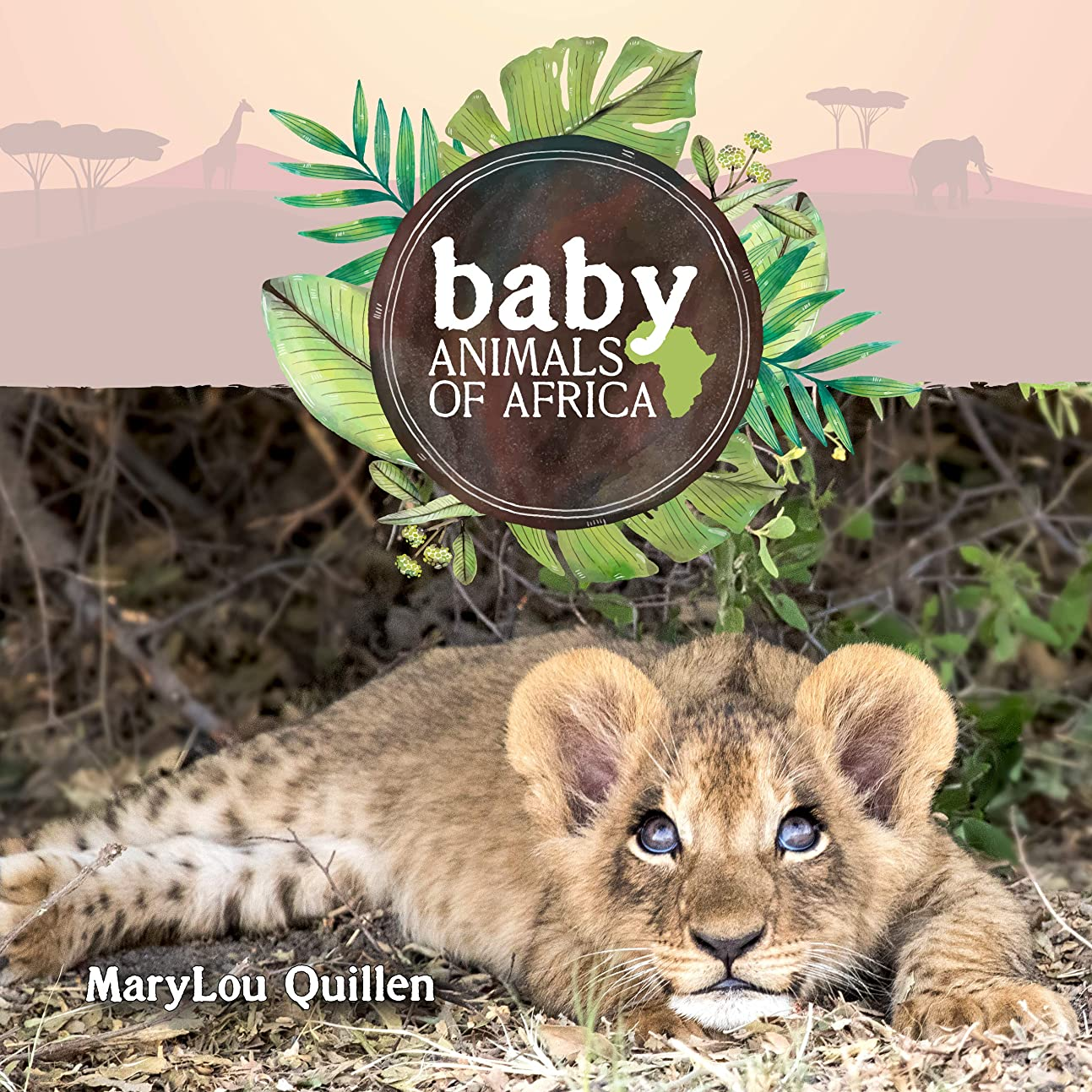 強調貨物備品Baby Animals of Africa (Animals of Our World) (English Edition)