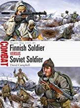 Finnish Soldier vs Soviet Soldier: Winter War 1939–40 (Combat Book 21) (English Edition)
