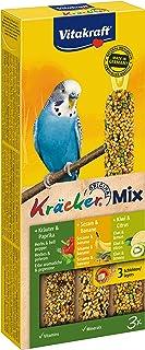 Vitakraft, Stick per pappagallini Trio Mix al Kiwi/peperone/Banana, 3 Pezzi