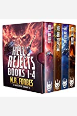 Hell's Rejects, Books 1-4 Box Set (M.R. Forbes Box Sets) Kindle Edition