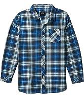 Scout Long Sleeve Flannel (Big Kids)