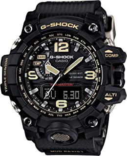 G-Shock Mudmaster Mens Watch (Black)