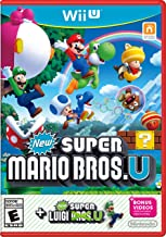 New Super Mario Bros. U + New Super Luigi U - Wii U