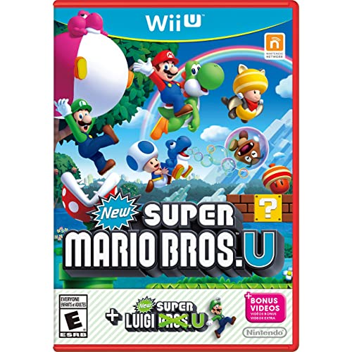 Wii U Video Game: Amazon com